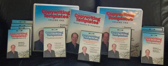 David Garfinkel's Copywriting Templates